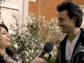 Interview With Bollywood Star Aayush Sharma For Bizasia.com