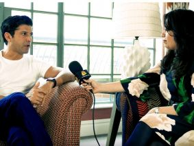 Farhan Akhtar Interview for BizAsiaLive.com