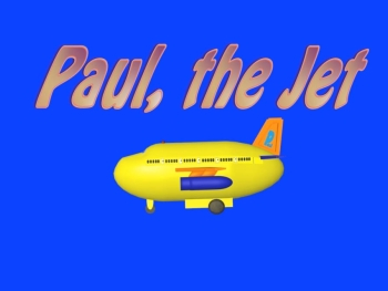 Paul, the Jet - Episode 1 The Pens