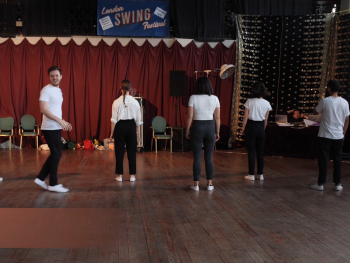 Dance Performance Video Production: Swingpatrol London Throwdown Festival All Star