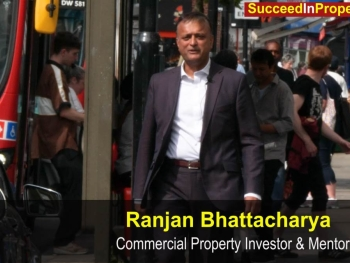 Ranjan Bhattacharya: Promotional Clip for Free Commercial Property Video Course for Property TV