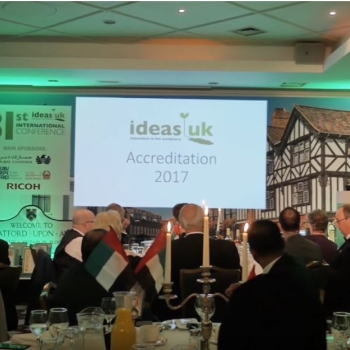 Social Media Video Production: Ideas Stratford upon Avon Awards Ceremony