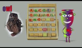 Learn the Alphabet with animals presented by Ally (Learning Edition)