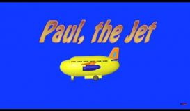 Paul, the Jet - Episode 1 The Pens (English)