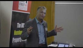 Baker Street Property Meet - Ranjan Bhattacharya's Five Golden Rules for Retail Commercial Property